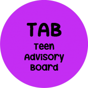 TAB (Teen Advisory Board)</a></p> </div><footer class=